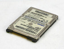 "40gb 40 GB IDE PATA 2,5"" 6,35 cm HDD Disco Rigido 44-pin Samsung mp0402h #o85"