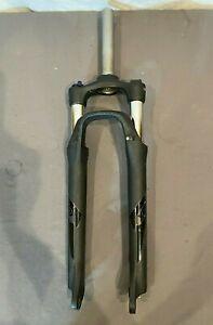 """SR Suntour XCM SF20 Disc Brake Suspension Fork 27.5"""" Wheel 160mm 1-1/8"""" Steerer"""