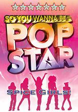 DVD:POP STAR- SPICE GIRLS - NEW Region 2 UK