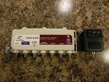 PPC / Evolution EV01-5-U/P 5 port cable amplifier CATV RF
