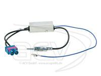 Antennenadapter DIN inkl. Phantomeinspeisung Audi, Seat, Skoda, VW Doppel FAKRA