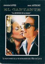 DVD ZONE 2--EL CANTANTE / HECTOR LAVOE--LOPEZ/ANTHONY/ICHASO