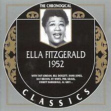 1952 Fitzgerald, Ella Audio CD