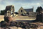 22 - cpsm - PLOUMANAC'H - La chapelle et l'oratoire de Saint Guirec