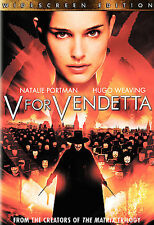 V for Vendetta DVD James McTeigue(DIR) 2005
