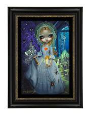 Disney WonderGround Haunted Mansion The Bride LE Giclee Jasmine Becket-Griffith