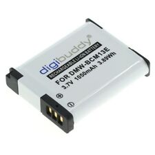 Digibuddy Accu Batterij Panasonic DMW-BCM13E - 1050mAh Akku Battery