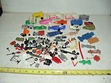 New ListingMisc. Lot of Old Vintage Die Cast & Plastic Toy Car & Truck Parts & Pieces