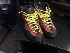 NIKE AIR BAKIN 2007 Black/Red Size 6 Used Rare Limited Exclusive qs co jp