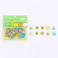 San-X Sumikko Gurashi clear stickers seal flakes bits kawaii