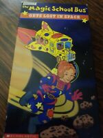 Magic School Bus, The - Gets Lost in Space (VHS, 1995)