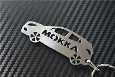 """""""MOKKA""""  CAR keyring keychain  porte-clés CDTi VVT SE EXCLUSIVE TECH LINE"""