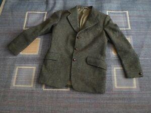 Vintage Harris Tweed Jacket size 38