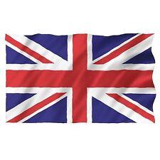 Nuevo Grande Bandera del Reino Unido Gran Bretaña Británico 3 x 2pies BRIT GB
