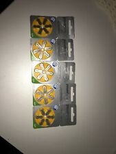 Power One size 10 No Mercury Hearing Aid Batteries (30 Batteries) EXP : 07/ 2022