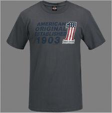 Harley-Davidson® Men's American Original T-Shirt   Short Sleeves - R003458