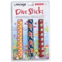 Mirage Dive Sinking Sticks Swimming Pool Fun Game