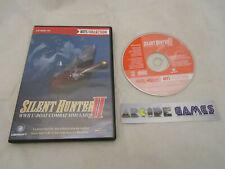 SILENT HUNTER II PC VF (vendeur pro)