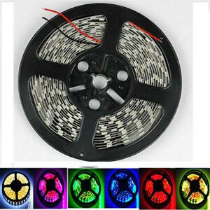 SUPERNIGHT™ 5M SMD 5050 / 3528 LED Strip Flexible Tape Multicolor LED Light lamp