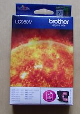 #) cartouche d'encre ink cartridge BROTHER LC980M MAGENTA