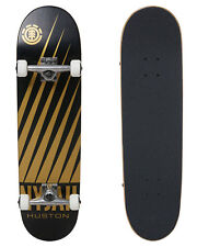 "Element Skateboard Complete Nyjah Gold 8.25"" Pre-Assembled FREE POST"