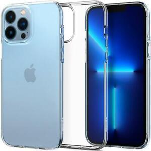 Schutzhülle Spigen Liquid Crystal iPhone 13 Pro Max, Transparent