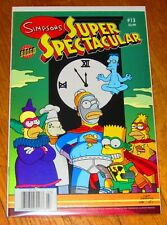 BONGO COMIC  THE SIMPSONS SUPER SPECTACULAR # 13  NM - MT