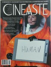 Cineaste Spring 2017 Art and Politics of the Cinema Arrival FREE SHIPPING sb