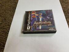 Alundra 2 (Sony PlayStation 1, 2000)