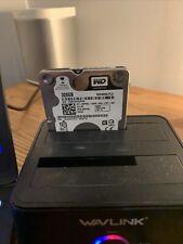 """320GB WESTERN DIGITAL WD3200BEKX 2.5"""" HDD SATA 7200 RPM LAPTOP HARD DRIVE"""