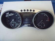 Mercedes ML (W164) híbrido cuadro de instrumentos relojes A1649009500 (2012)