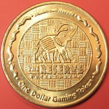 $1 Casino token, The Reserve, Henderson, NV. J02.