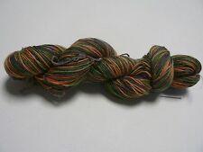 Knitglobal 4ply Wool Nylon Sock Yarn - 100g hank - Harvest