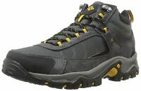 Columbia Mens 1723841 Canvas Low Top Lace Up Walking Shoes, Grey, Size 14.0 fmpd