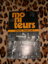 REVUE MONITEURS - UFCV - n° 115, Septembre-Octobre 1970