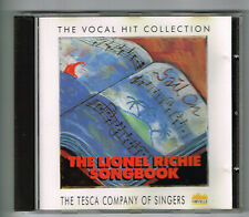 Musik CD - THE LIONEL RICHIE SONGBOOK - THE VOCAL HIT COLLECTION