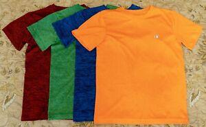 New Boys Athletic T-Shirt Champion Size M