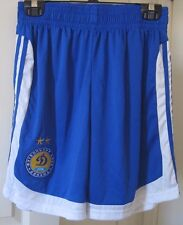 "Dinamo Kiev Ukraine 1927 football club~memorabilia shorts~soccer~waist 26""-27"""