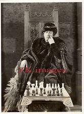 ECHECS CHESS Louis XI Dullin Mallet-Stevens Film 1924
