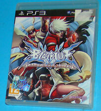 BlazBlue Continuum Shift - Sony Playstation 3 PS3 - PAL