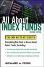 All about Index Funds: The Easy Way to Get Started (Paperback or Softback)