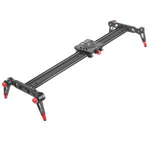 "Neewer 40""/100cm Aluminum Alloy Camera Track Slider Video Stabilizer Rail System"