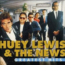 Huey Lewis, Huey Lewis and the News - Greatest Hits [New CD]