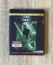 Star Wars: Return Of The Jedi (4K Ultra Hd, Blu-ray, 2018)
