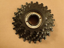 NOS Shimano 600 Arabesque freewheel 6 speed 14-24 from 1979 year