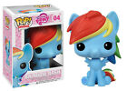Funko Pop My Little Pony: Rainbow Dash Vinyl Action Figure Collectible Toy, 3381