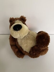 2007 Gund Fun GOOBER THE BEAR Sings Don't Worry Be Happy New with Tags Animated