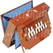"SHRUTI BOX~TEAK WOOD~BIG SIZE (15"" X 10"" X 3"")~440Hz~YOGA~MANTRA~BHAJAN~KIRTAN"