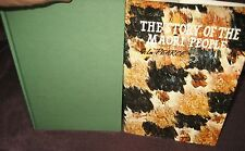 The Story of the MAORI People ~ G. L. Pearce.   1st HbDj 1968.  UNread  in MELB!
