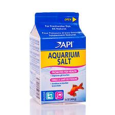 API Aquarium Salt - 16 oz. - Aquarium Pharmaceutical